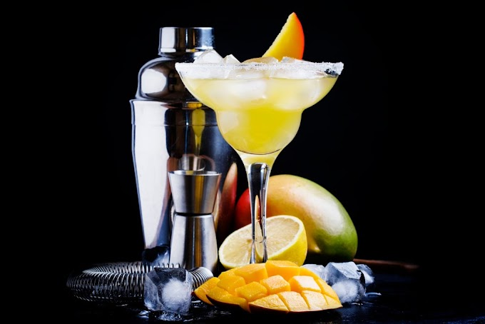 Mango Brava Daiquiri Cocktail