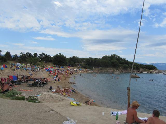 Spiaggia Sabbiosa Sv. Marak - Risika