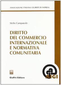 Diritto del commercio internazionale e normativa comunitaria