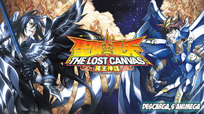 Saint Seiya The Lost Canvas 26/26 Audio: Latino Servidor: Mega/Mediafire