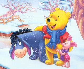 Winnie The Pooh Christmas.Winnie The Pooh Christmas Wallpapers Marginalpost