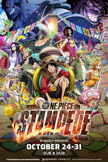 One Piece: Stampede (2019) HC HDRip 720p & 480p [Japanese] Full Movie free download