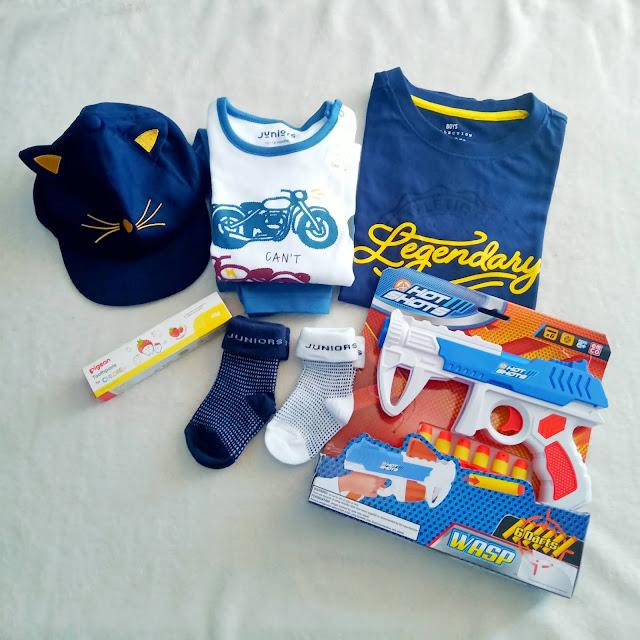 Merk terkenal perlengkapan bayi dan anak