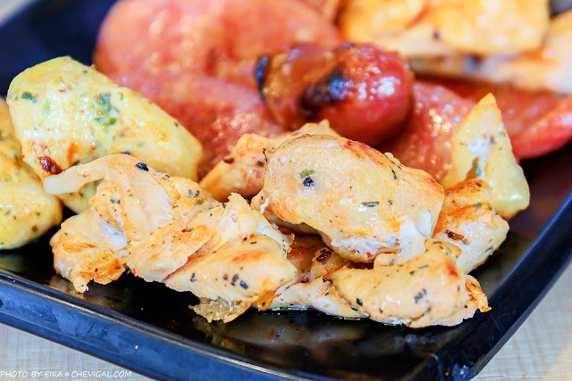 MG 1039 - 熱血採訪│韓式烤肉吃到飽400有找,多種肉品、蔬菜、熟食、小菜、飲料與冰淇淋,都在肉鮮生韓式烤肉吃到飽