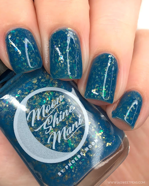 Moon Shine Mani Love Needs No Words