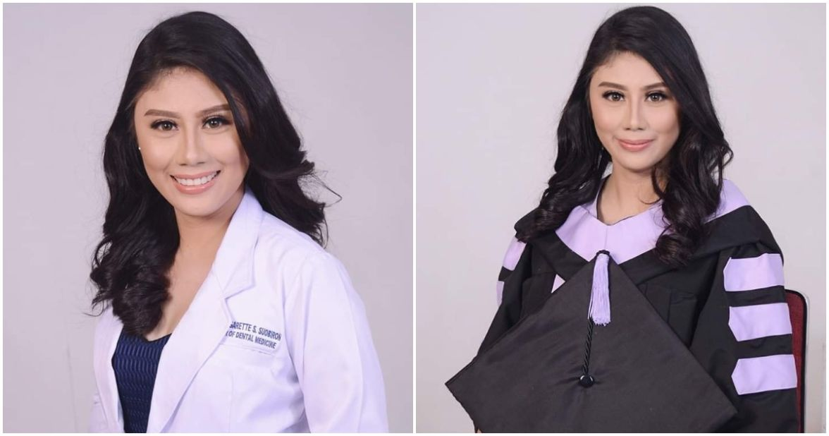 Tricycle driver inspires after daughters graduate as dentist and pharmacist