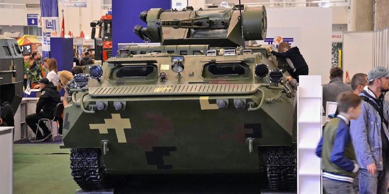 В Україні започаткують Міжнародну виставку озброєння