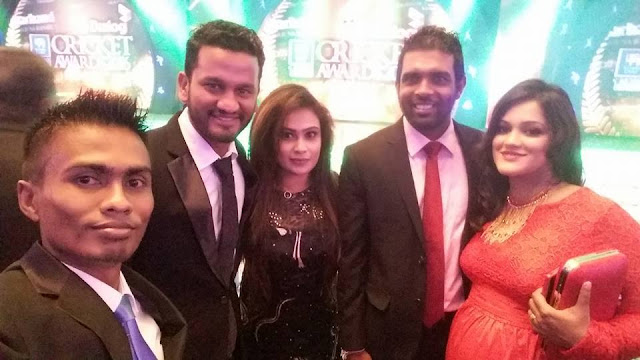 Dialog Cricket Awards 2016  @ Grand Ballroom, Waters Edge