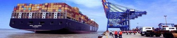 Govt Blocks China's Bid To Enter Indian Ports Sector