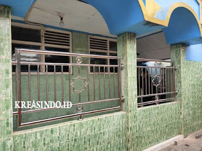 Model Pintu Pagar Stainless Masjid, Ini Dia Jasa Pintu Pagar Stainless Masjid di Jakarta yang Berkualitas Unggul