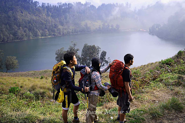 Pos 4 Ranu Kumbolo Gunung Semeru