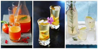 Recettes et photos de boissons