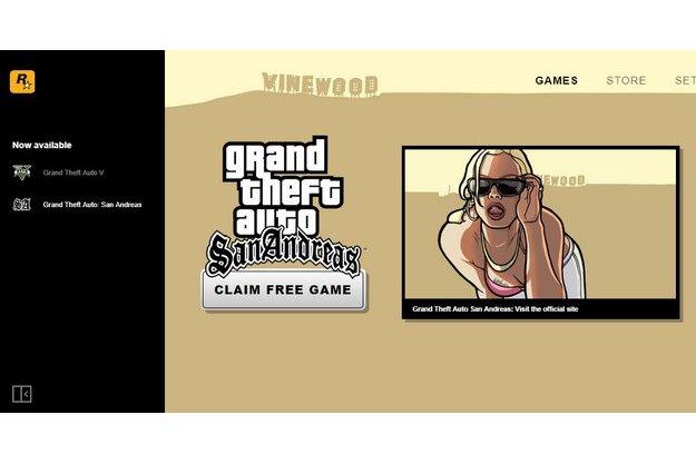 Κατέβασε δωρεάν το «GTA: San Andreas»