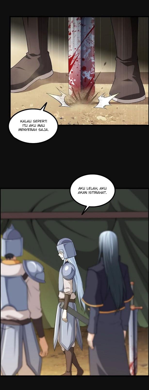Komik My Wife is a Demon Queen Chapter 49 Gambar 4
