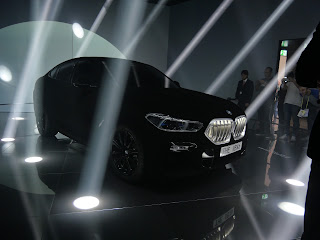 BMW Vantablack color