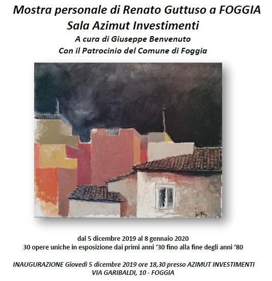 Le opere di Renato Guttuso a Foggia nella Azimut Investimenti