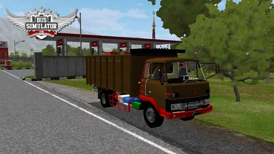 Mod Truck Tua Hino Goprak 1986