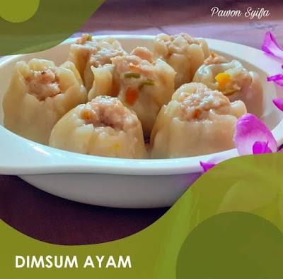 Pawon Syifa: Resep Dimsum Ayam www.guntara.com