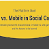 The Platform Duel: Web vs. Mobile in Social Casino Gaming #infographic