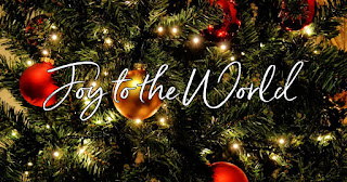 Joy To The World - Our Daily Bread ODB Devotional + Insight: 25 December 2020