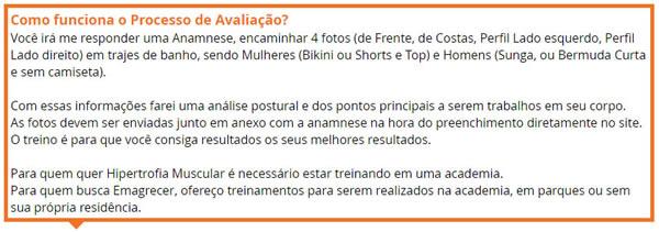 Avaliação Física - Marcelo Gomes Personal Trainer