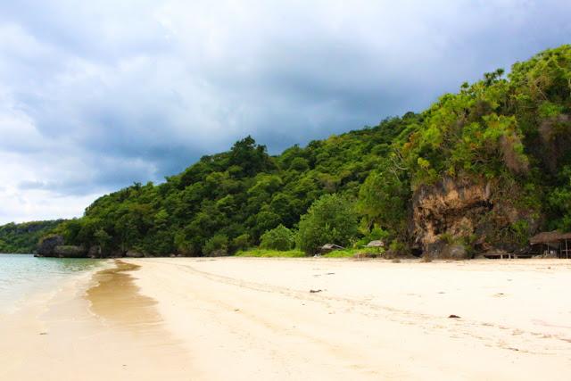 pasir pantai kasuso