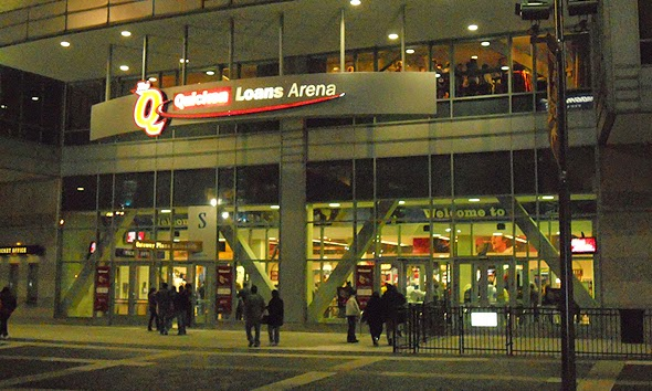 Quicken Loans Arena Luxury Suites, Single Event Rentals, 2018