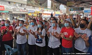 DAP masih mantap, sapu 6 daripada 7 kerusi ditandingi