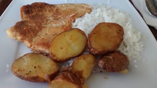 Pollo paprika, plato típico de la gastronomía húngara (Budapest) (@mibaulviajero)