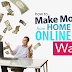 How to Make Money Online? Massive List of 51 Legitimate Internet Business Ideas