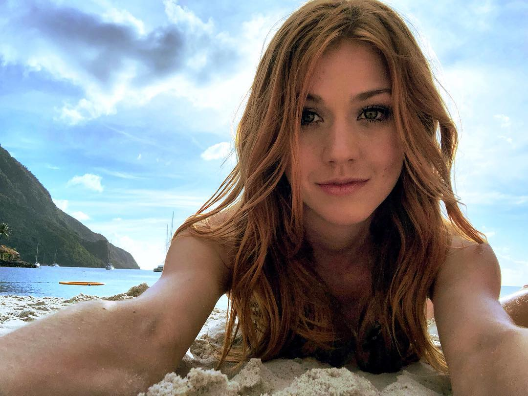 Katherine McNamara Hot Photo