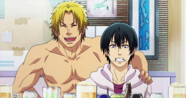 Review grand blue anime indonesia