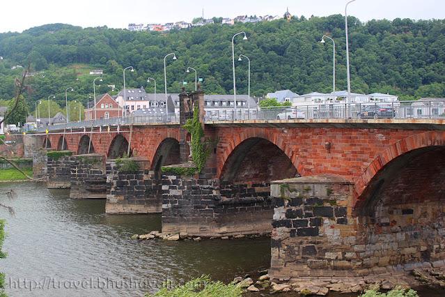 Roman Bridge Trier Roman Monuments