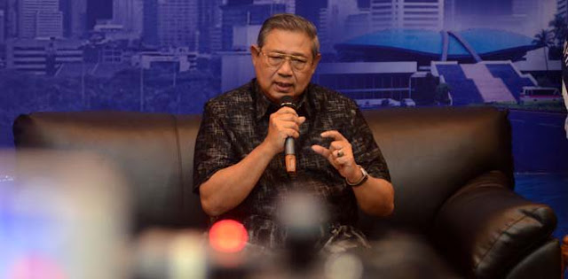 SBY: Semoga Tidak Ada Hard Power di Pemilu 2019