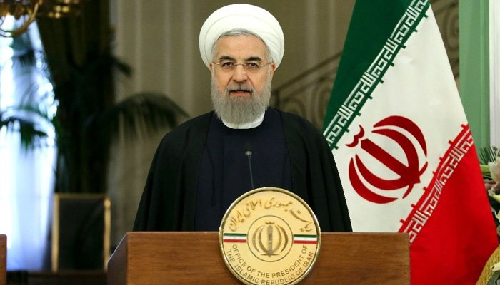 Plan to live with coronavirus 'for quite a while', Rouhani cautions Iranians