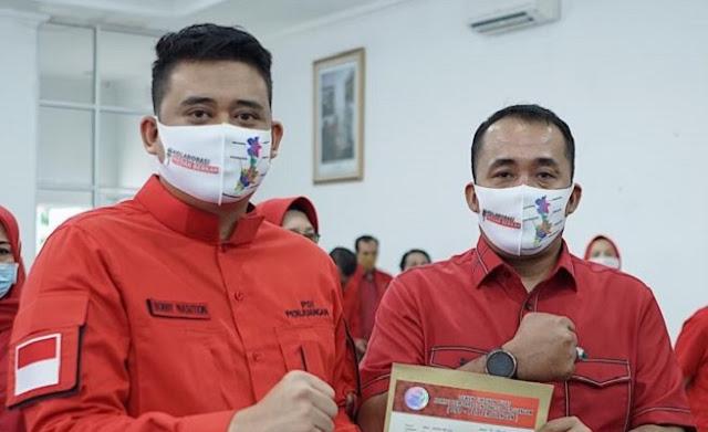 Meski Diusung Partai Penguasa Tidak Menjamin Bobby Jadi Wali Kota Medan