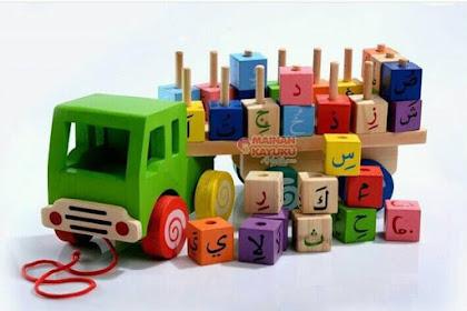 Kiat Memilih Mainan Anak Laki-Laki 1 Tahun