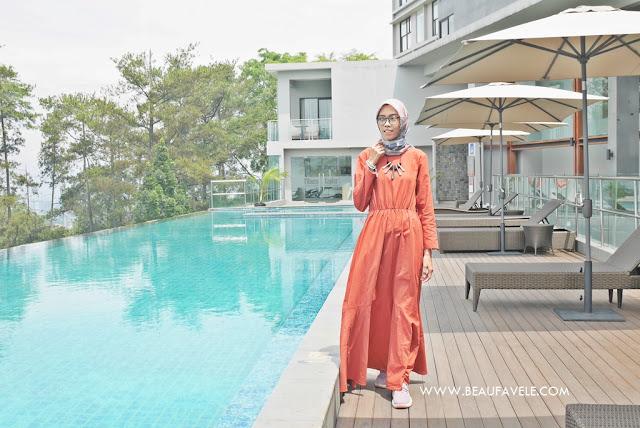 Hotel dengan Kolam renang air hangat di Bandung
