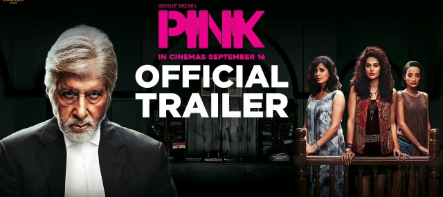 Pink Movie Trailer Review