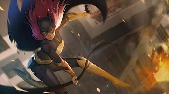 Batgirl, 4K, #4.2080