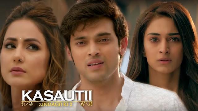 Prerna and Anurag's melodrama ahead in Kasauti Zindagi Ki 2