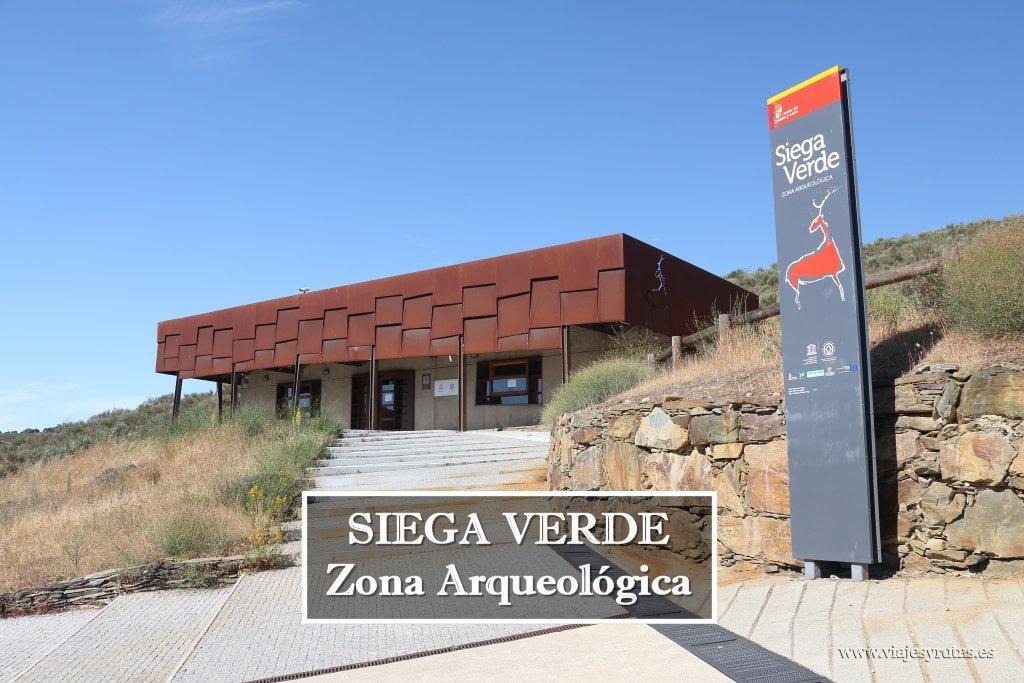 Siega Verde, arte rupestre al aire libre en Salamanca