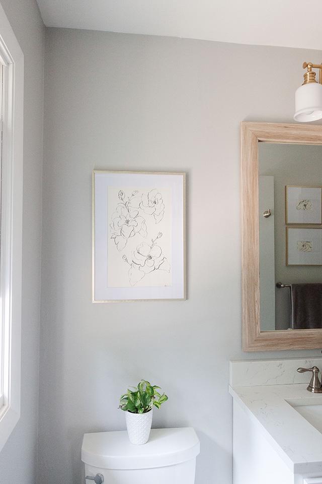 New Bathroom Art Michaela Noelle Designs