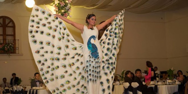 Concurso del vestido de Percal