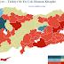İdefix'e Göre Türkiye Kitap Okuma Haritası