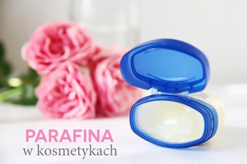 Parafina w kosmetykach do włosów i ciała. Fakty i mity - czytaj dalej »