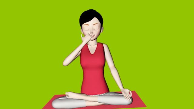 Morning Yoga In Hindi