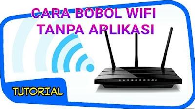 cara mengetahui password wifi tetangga yang belum terhubung tanpa aplikasi