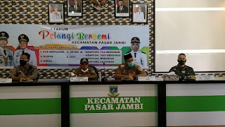 Wawako Jambi Launching Defecation Free (ODF)