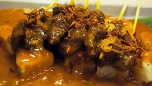 Indonesia punya berbagai masakan berjenis sate Resep Kuah Sate Padang